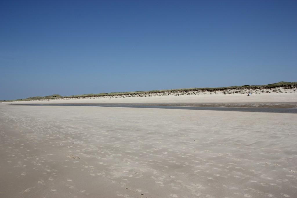 Nordseestrand auf Sylt