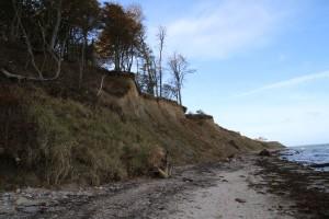 Steilküste Weissenhaus Schleswig-Holstein