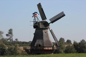 Windmühle im Freilichtmuseum Molfsee