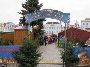 Wismar Kinder Weihnachtsmarkt