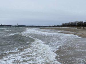 Leuchtturm Friedrichsort Falckensteiner Strand