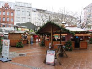 Alter Markt Kiel Weihnachtsmarkt