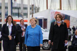 Angela Merkel Tag der Einheit 2019 Kiel