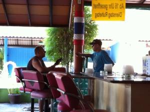 """Bamboo Bar von Auswanderer Matthias Bück auf Koh Samui, bekannt aus """"Goodbye Deutschland"""""""