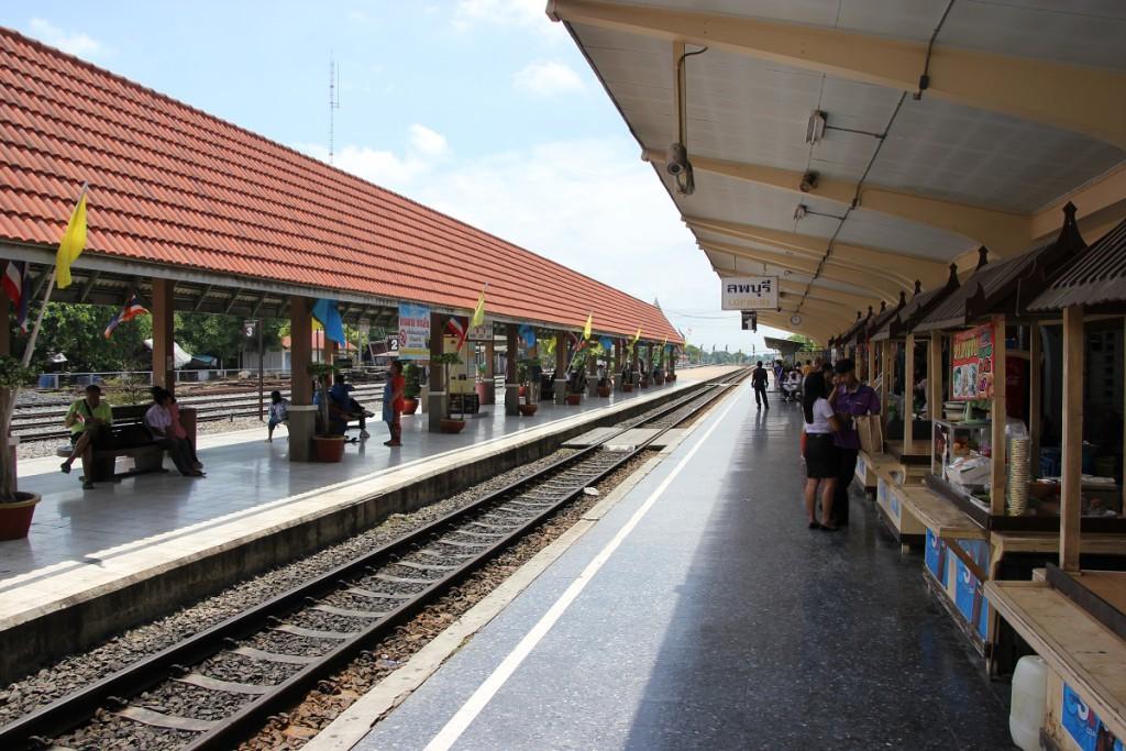 Bahnhof Lop Buri