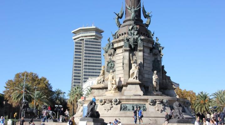 Barcelona Kolumbussäule