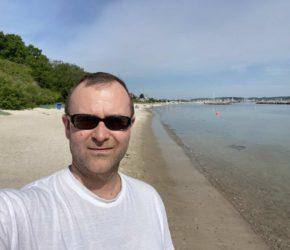 Beach Day in Kiel Schilksee