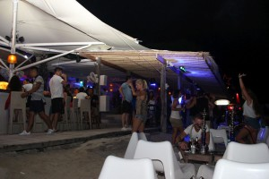 Black Moon Party Chaweng Beach auf Koh Samui