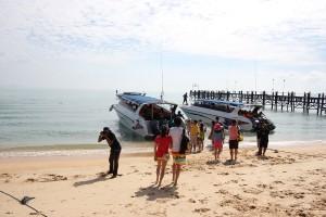 Tagesausflug mit dem Boot von Koh Samui nach Koh Tao