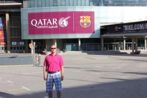 Camp Nou Stadion Barcelona