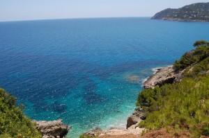 Küste von Canyamel
