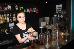 Drinks in der Czupito Bar in Posen
