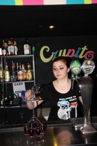 Noch ein paar Kurze bitte: Shot Bar Czupito in Posen