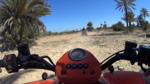 Djerba Quad Ride