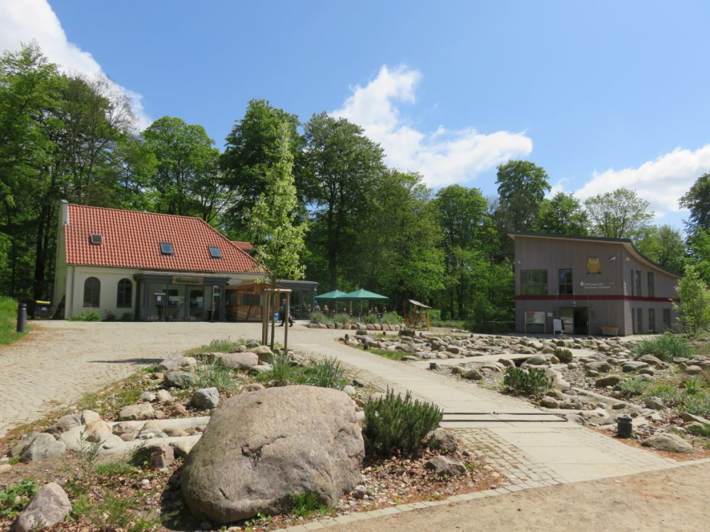Erlebnis Bungsberg Waldschänke & Ausstellungsgebäude