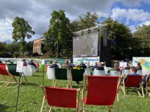 Eröffnung Kieler Woche 2020 Live-Übertragung Schlossgarten