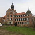 Eutiner Schloss vor Eröffnung der Landesgartenschau 2016