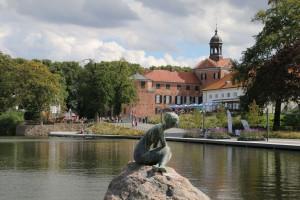 Schloss am Eutiner See