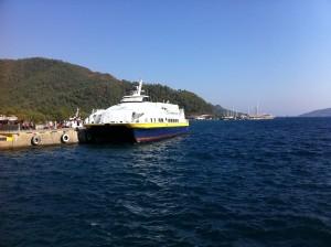 Fähre von Rhodos nach Marmaris