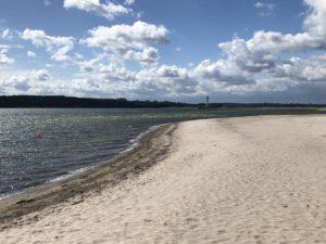 Falckensteiner Strand & Leuchtturm