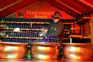 Feuerzangenbowle Weihnachtsmarkt Kiel