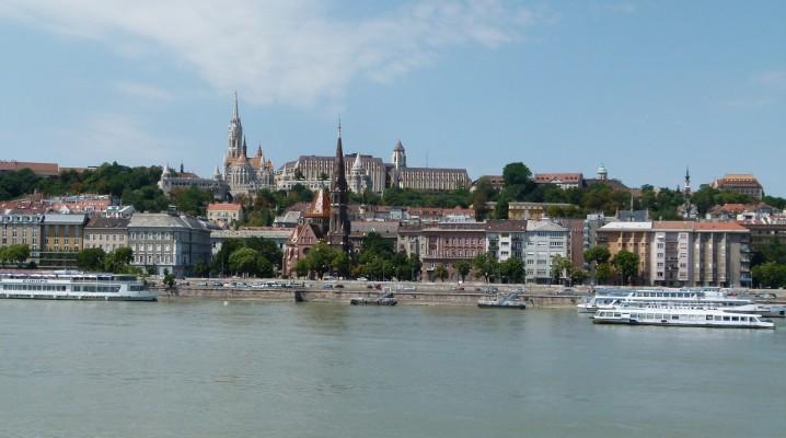 Fischerbastei & Burgviertel Budapest