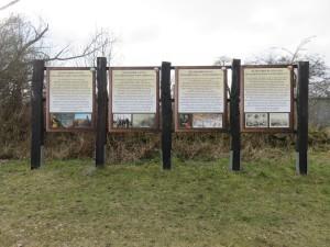 Informationstafeln Schlacht bei Gadebusch 1712