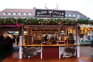 Glögg Hus - Kieler Weihnachtsdorf