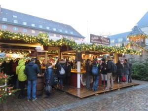 Glögg Hus Weihnachtsdorf Kiel