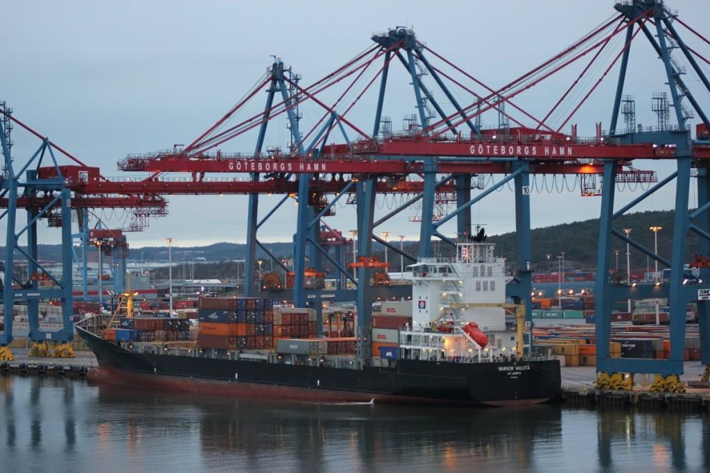 Göteborg Hafen