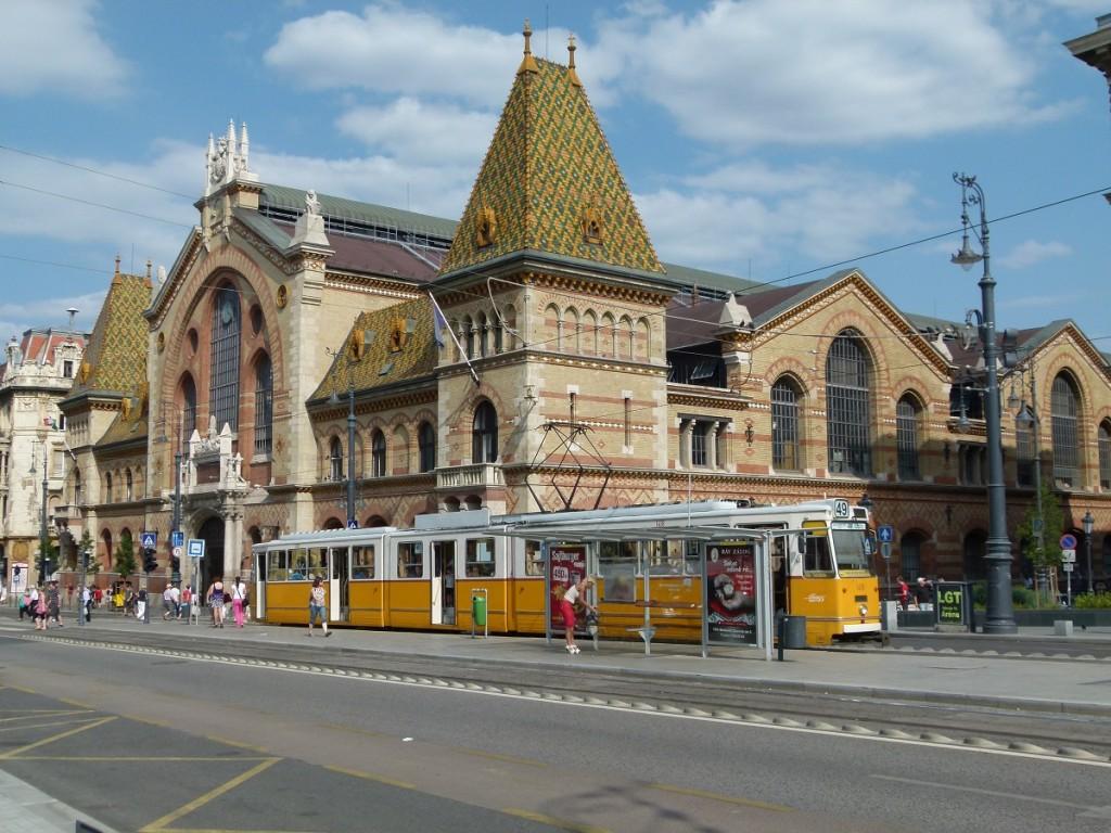 Große Markthalle Budapest