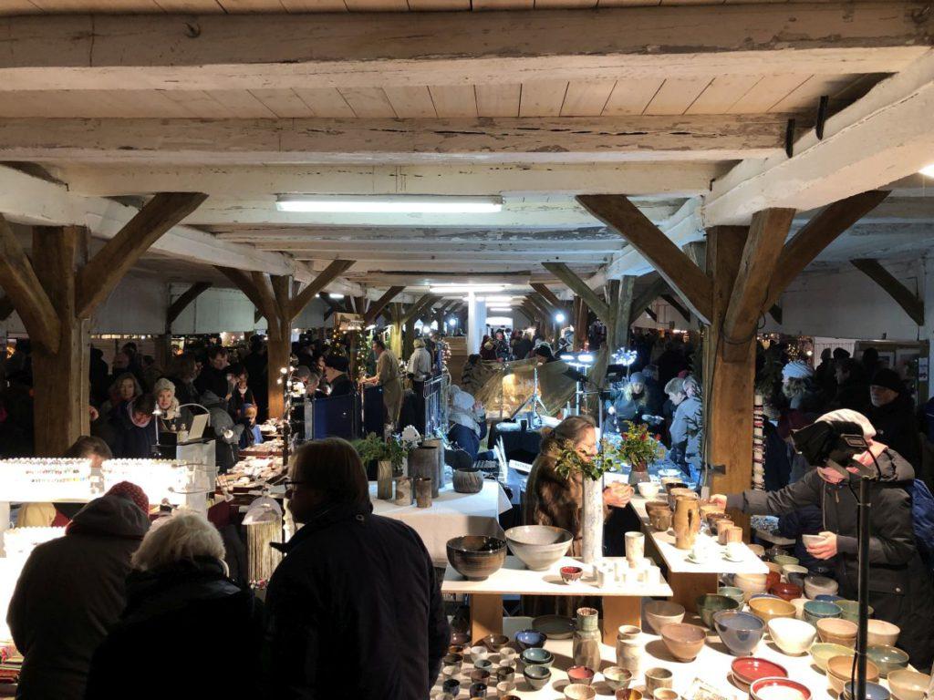 Gut Bossee Historischer Weihnachtsmarkt