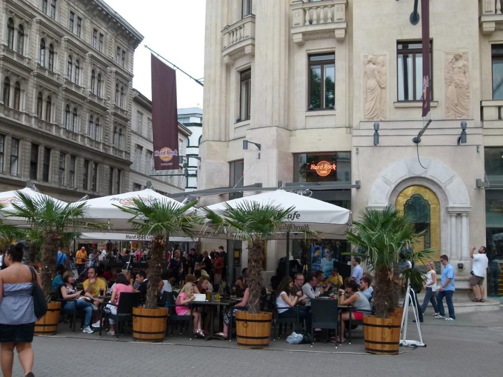 Hard Rock Cafe Budapest