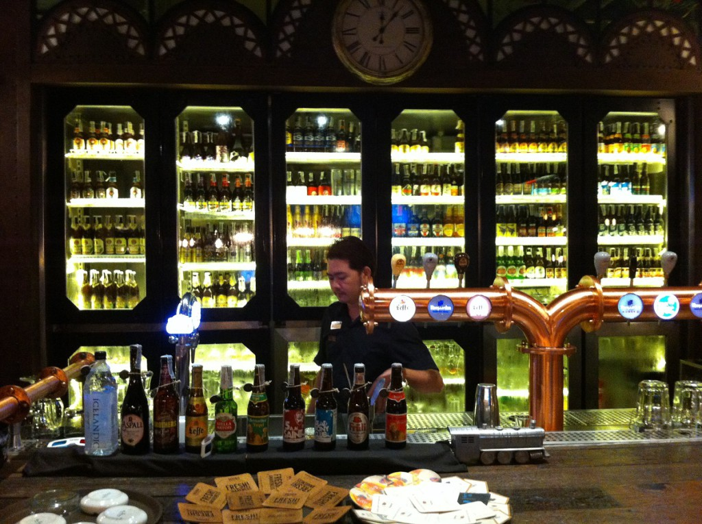 Im Bierparadies: House of Beers Bangkok in der Sukhumvit 47