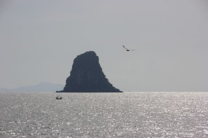 Kleine Felseninseln vor Koh Samui