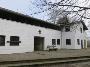 Jomsburg Innenhof