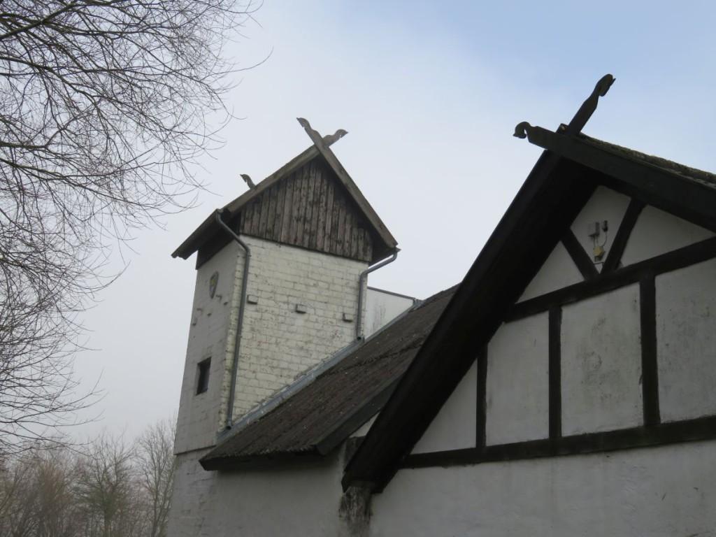 Burgturm der Jomsburg bei Dänisch-Nienhof
