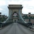Kettenbrücke Budapest in Ungarn