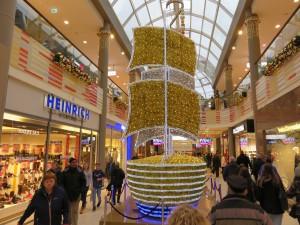 Kiel Sophienhof Weihnachtszeit