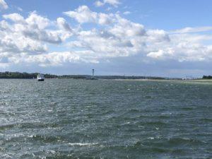 Kieler Förde Falckensteiner Strand