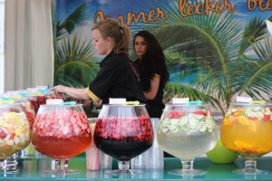 Kieler Woche 2013 - Cocktails