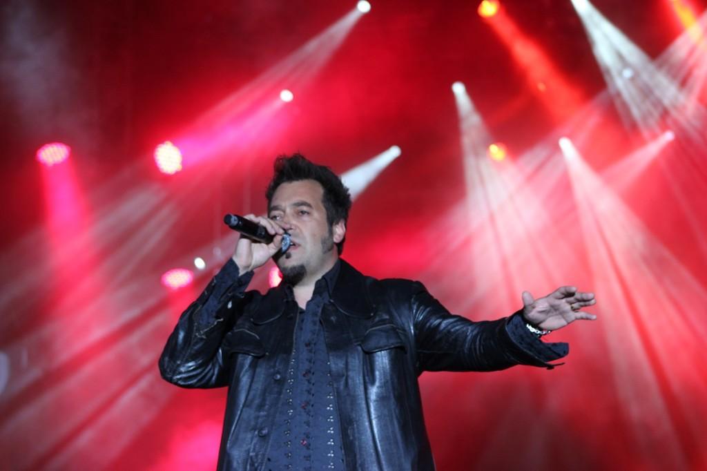 Laith Al-Deen live auf der Kieler Woche 2013