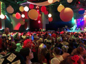 KNZ Party 2019 Tanzbrunnen Köln - Keine Nacht zu Hause Karnevalsparty