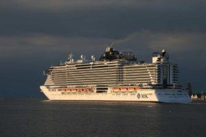 MSC Seaview Ostseekreuzfahrt ab Kiel