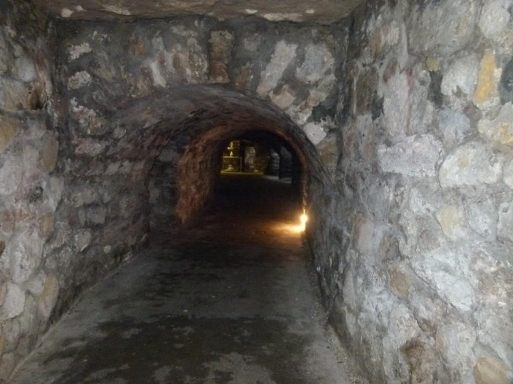 Labyrinth Burgviertel Budapest