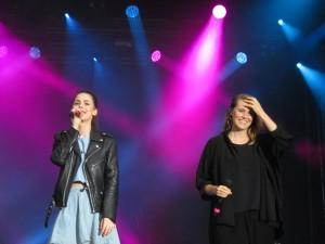 Lena auf der Kieler Woche 2015, NDR Bühne am Ostseekai 28.06.2015