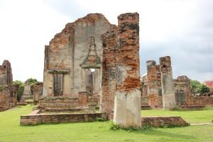 Tempelruinen in Lop Buri - Wat Phra Sri Rattana Mahathat