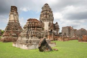 Lop Buri Wat Phra Sri Rattana Mahathat Tempelanlage