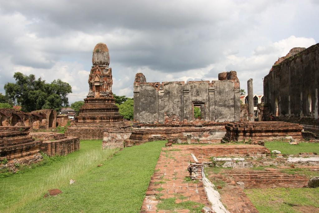 Buddhistische Tempelanlage Wat Phra Sri Rattana Mahathat