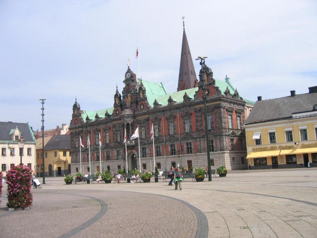 Malmö Rathaus